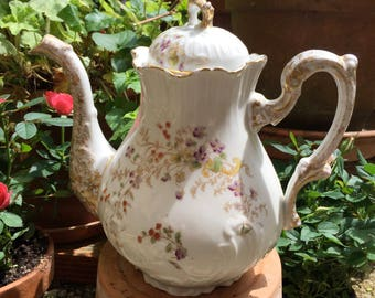 Coffee pot for your flowers