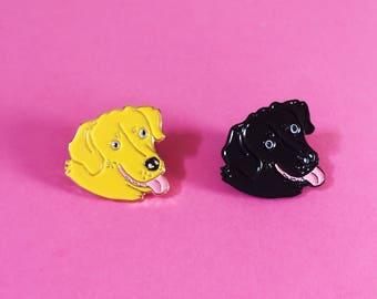 Labrador Lapel Pin