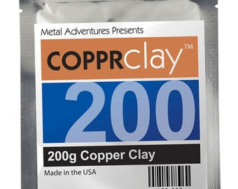 COPPRclay 200g Package  (MCC200)
