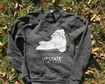 Charcoal Upstate Crew