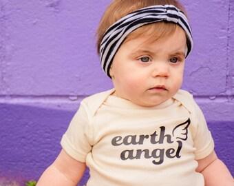 Earth Angel Infant Bodysuit