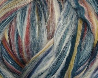 Ashland Bay Merino /Tussah Silk  70/30 Blend Diablo 4 Ounces