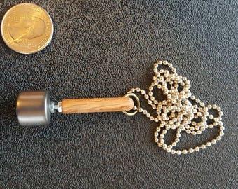 Mini masher pendant