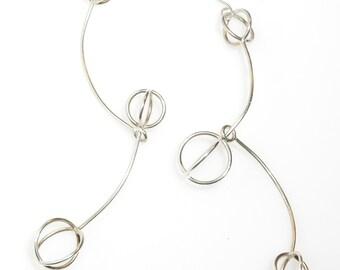 Sphere Mobile Earrings