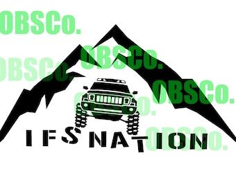 IFS nation