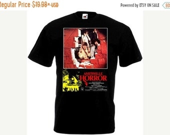 Spring Sales Event: The Amityvile Horror SHIRT 1970s Horrror