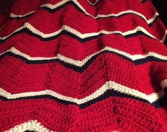 Cardinals Baby blanket