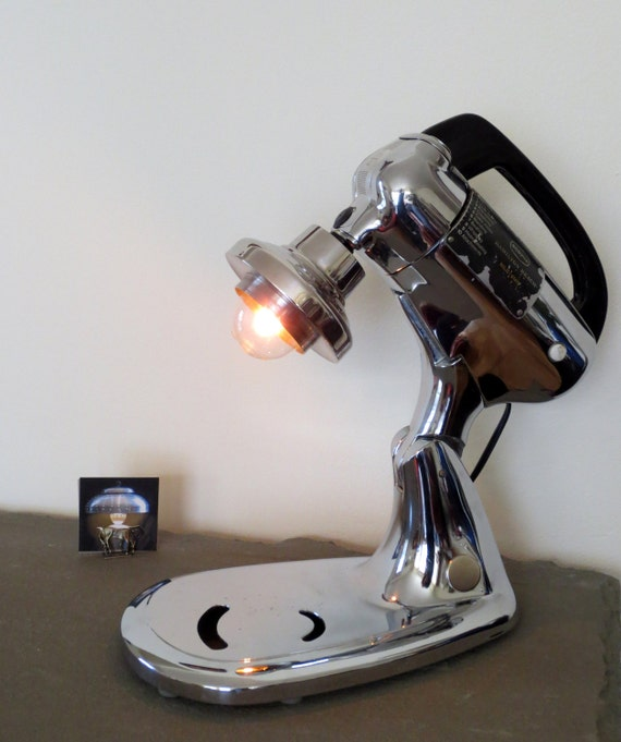 What You Will stand mixer desk lamp