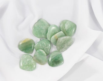Green Aventurine Heart Small