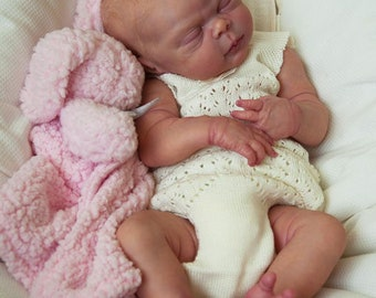 Beautiful Limited SOLD OUT Edition *** Custom Reborn * Emilee* By Cindy Musgrove Comes with COA