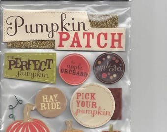 MAMBI ~ Soft Spoken ~ Cornucopia - Pumpkin Patch ~ NIP