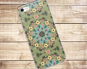 Gypsy Bird Mandala - iPhone Case