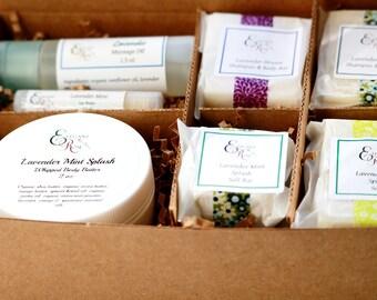 Shower Gift Set - Gift for Her, Gift for Him, Gift for Boyfriend, Christmas Gift Idea