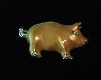 Vintage Piggie Pin...
