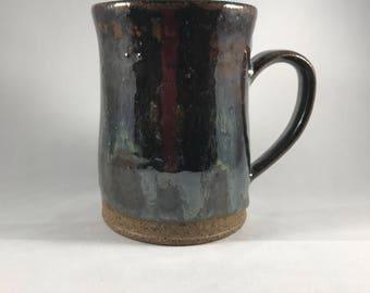 Handmade Pottery Mug, Clay Mug, Stoneware Mug, Handmade Mug, Pottery Coffee Mug, Handmade Coffee Mug, Coffee Cup, Stoneware Coffee Cup