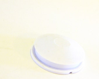 "1 1/4"" Replacement ROUND Rubber Stopper for Piggy Bank - ROUND Hole Plug - approx. 3.2 cm"