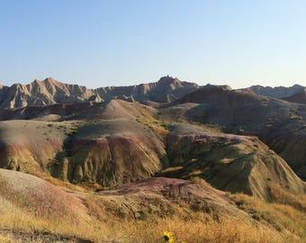 Yellow Mounds