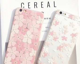 Cherry Blossoms iPhone x/6/6plus/7/7plus/8/8plus (Free Shipping)