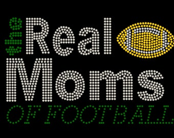 The Real Moms Of Football- Long Sleeve Shirt