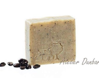 Mint and cafe.savon artisan handmade soap, luxury, Vegan soap, cold process handcrafted SOAP, mothers day