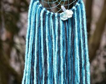 Blue Quartz Dreamcatcher
