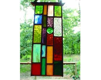 Mini Stained Glass Sun Catcher gift idea