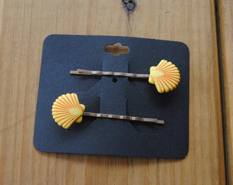 Seashell Hair Pin