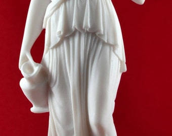 Hestia Goddess of House Fmily Greek Statue greek statue figure NEW