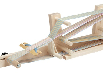 Instant 10 Dollar Coupon New Schacht Inkle Loom Complete with Belt Shuttle & Instructions In Stock SUPER FAST Shipping!