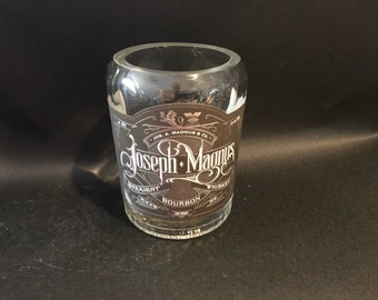 Joseph Magnus Candle/Joseph Magnus Bourbon Whiskey Candle/750ML Candle/Father's Day Gifts/Decor/Bottle/Father Day Bourbon