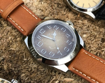 Men's watch - 'Exodus' (mechanical/automatic). Hand-built by TT Watches