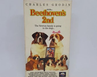 Beethoven's 2nd VHS - 1993 Movie