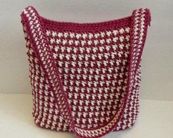 Alternating Bag ~ Crochet Pattern