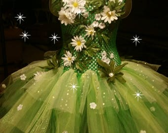 Tinkerbell, fairy tutu