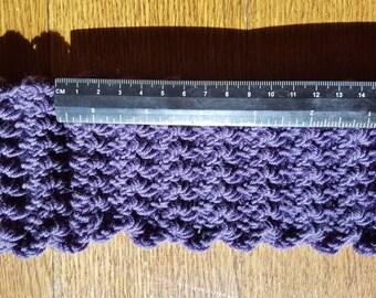 Merino wool ear warmer headband