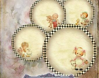 10 Cute Kiddie Circles