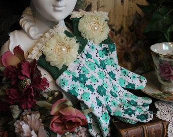 Ladies Gardener's Delight Garden Gloves-One Size