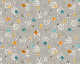 Cute Critters 67526-945 Cotton Fabric by Wilmington Prints