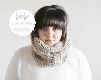 PATTERN   Reverie Handmade Chunky Crochet Short Cowl   THE CORK