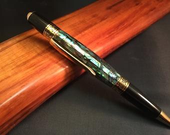 Paua Abalone pen