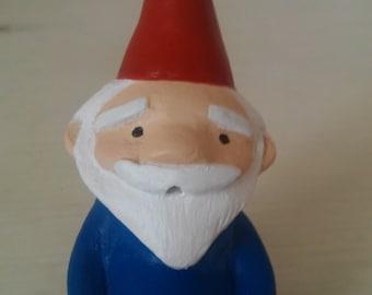 Travelling gnomes - GREGOR