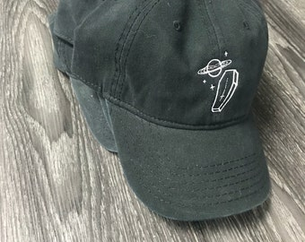 Space Coffin Dad Hat