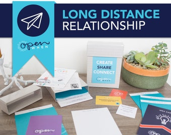 Best love gift great for long distance relationships or