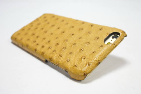 NEW S9 Case Galaxy for iPhone and Samsung Phones Genuine Ostrich leather case X/8/7/6s/Se/5s or Note8/S8/S7 choose Device and Color