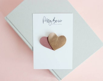 Loveheart piece | gold