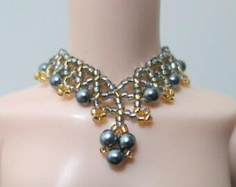 Handmade BJD necklace