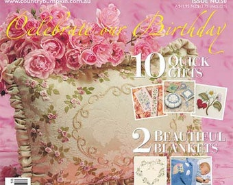 Inspirations embroidery magazine Issue #50