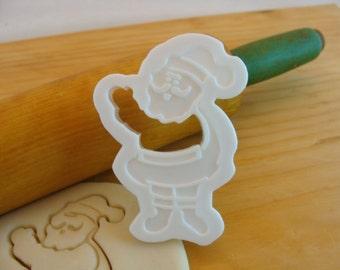 Little Santa Claus  Imprint Cookie Cutter