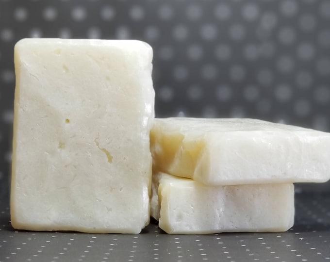 Some Enchanted Evening Primrose Facial Soap (unscented) -- All Natural Soap, Handmade Soap, Unscented Soap, Vegan Soap, Facial Soap