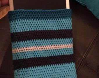 iPad cover crochet